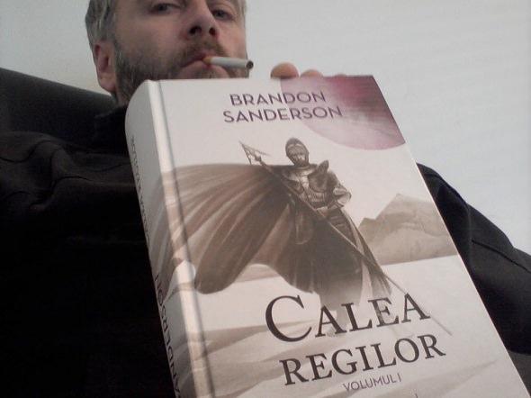 carte calea regilor,fantasy,