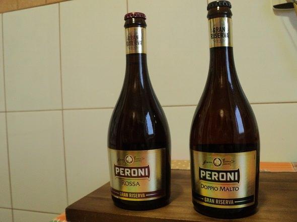 birra peroni rossa,bere italia