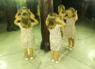 Labirintul cu oglinzi din Oraselul Copiilor