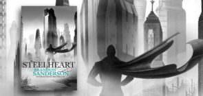 Pentru pasionatii de super eroi, recomand Steelheart