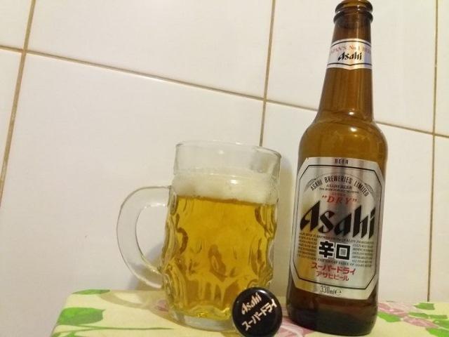 Cum e berea Asahi