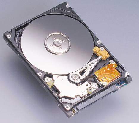 Hard Disk Laptop